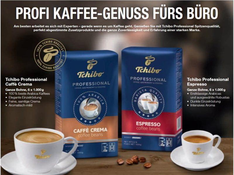 Tchibo-Kaffegenuss